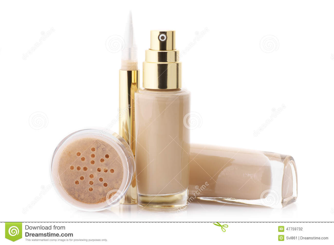 What Is More Nature Liquid Or Powder Make Up