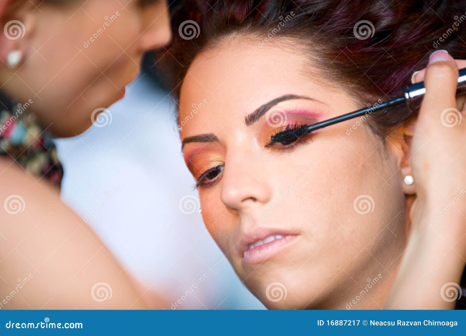Make Up Session On Hair & Make Up Fest Editorial ...