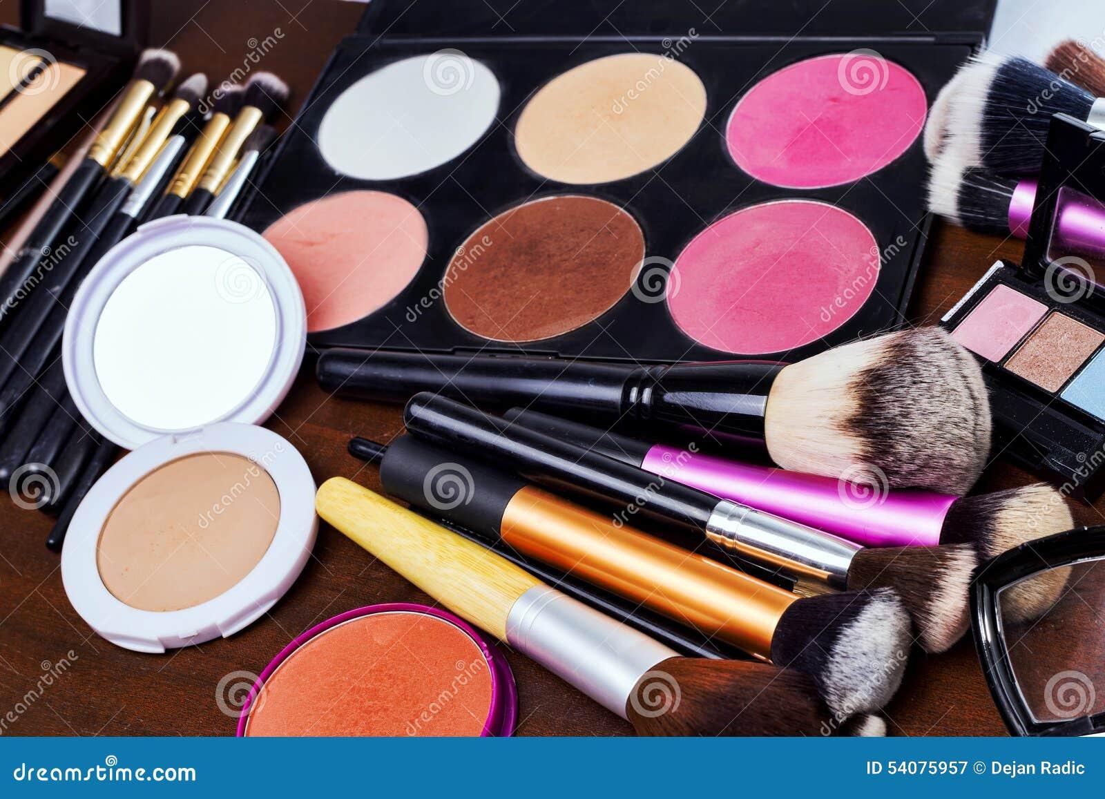 Make-uphulpmiddelen