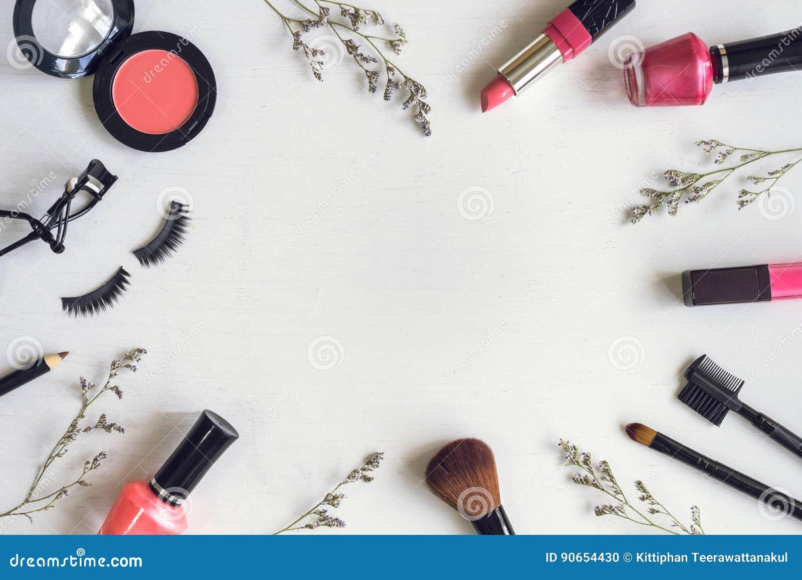 Make-upkosmetik und -bürsten