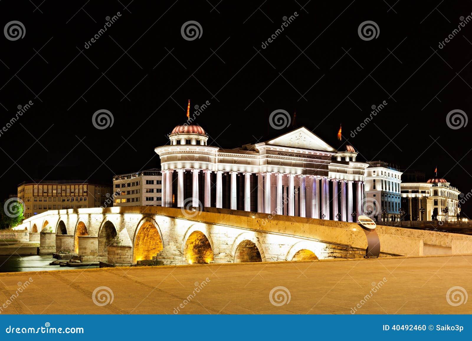 Makedonien fyrkant