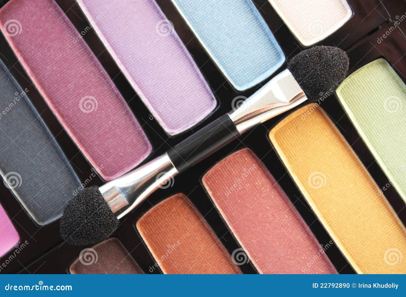 Makeup παλέτα