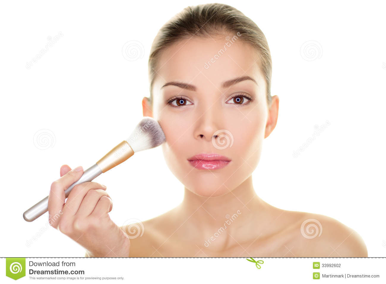 Asian make up application picture 41