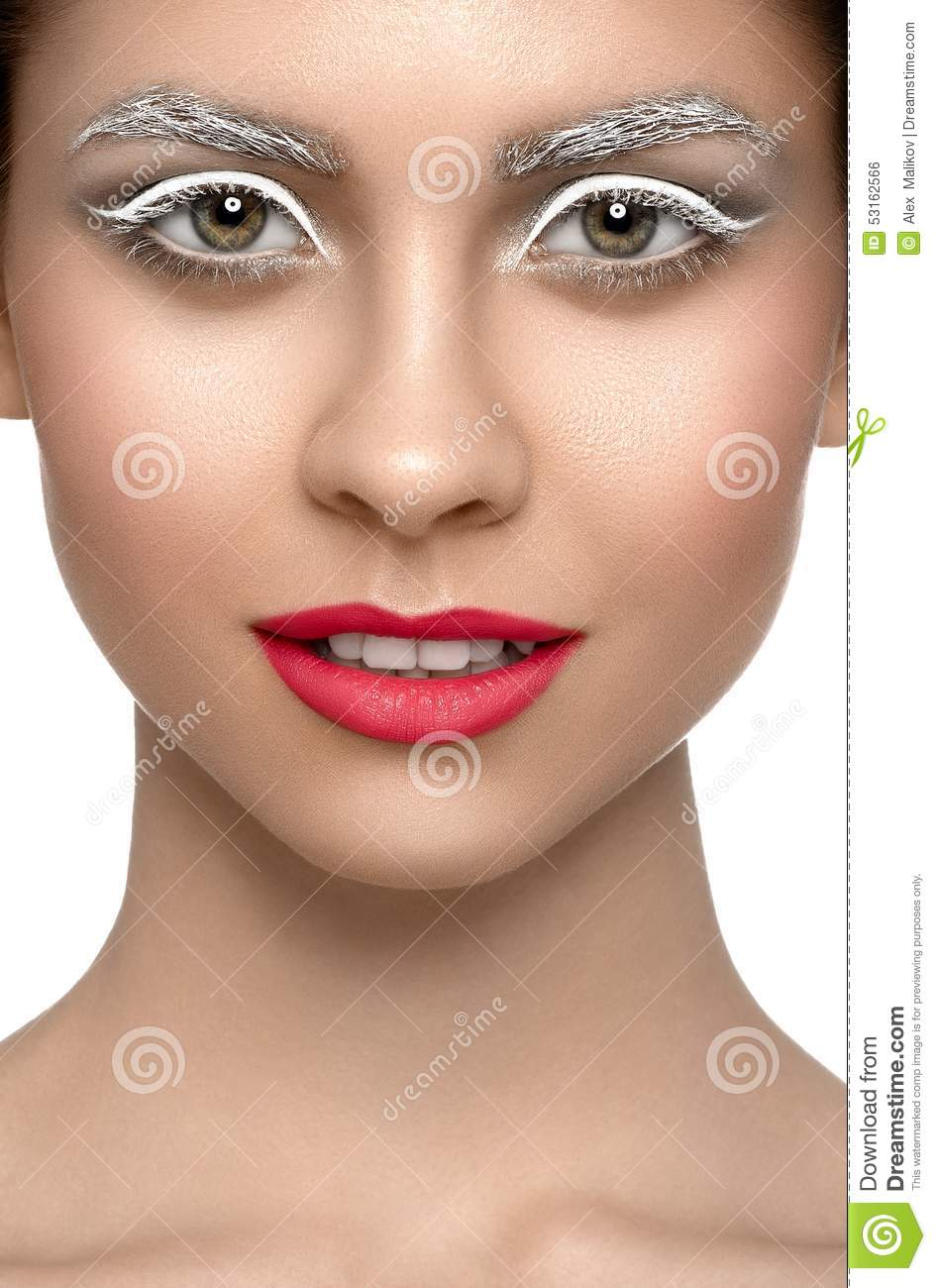 Makeup And Beauty Stock Photo Image Of Care Bright 53162566