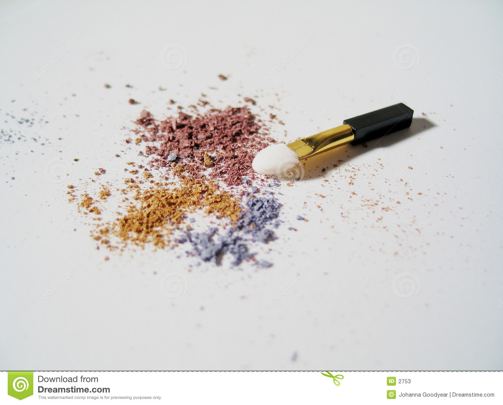 Makeup with Brush