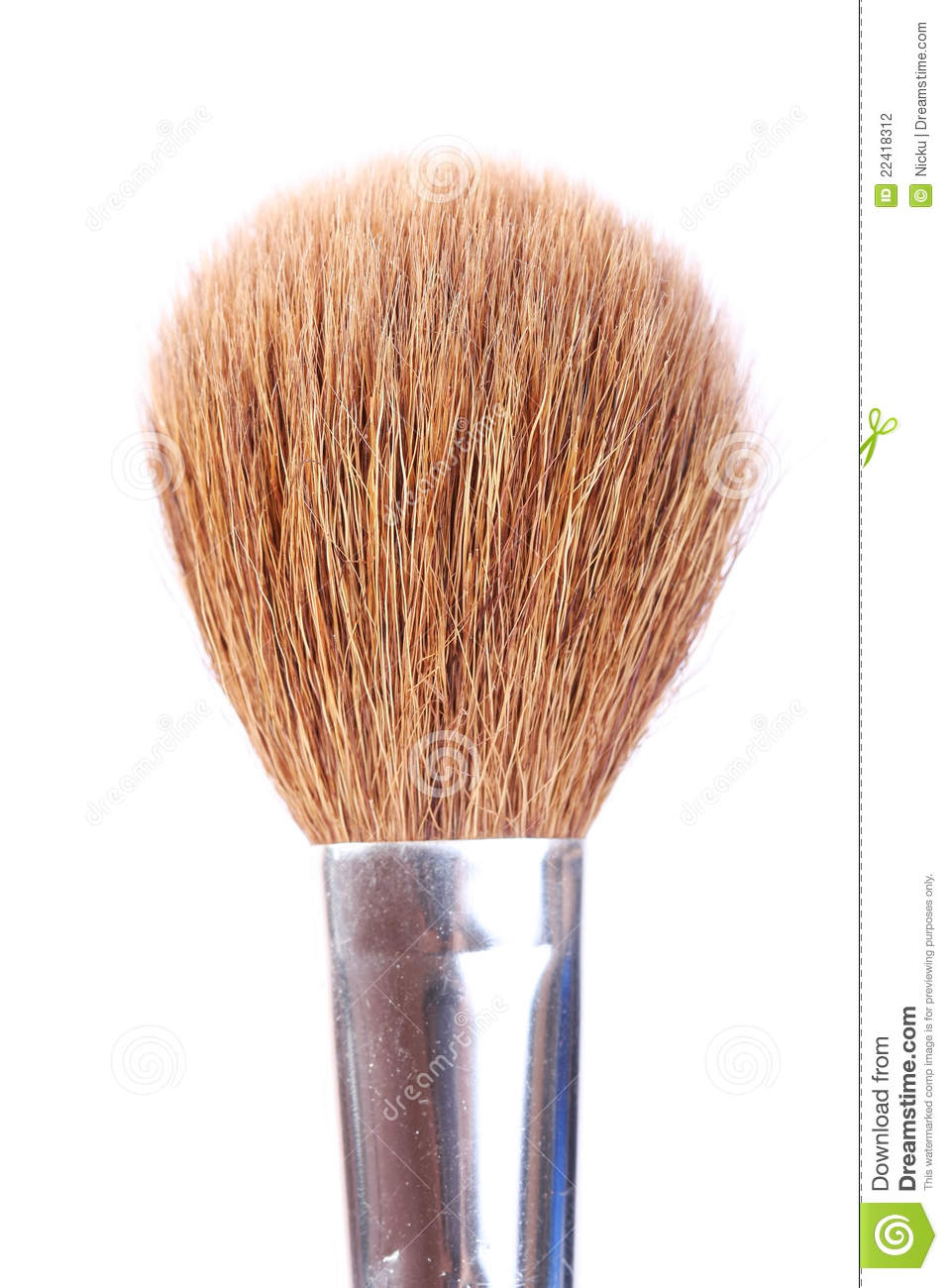 how to clean blank canvas makeup brushes