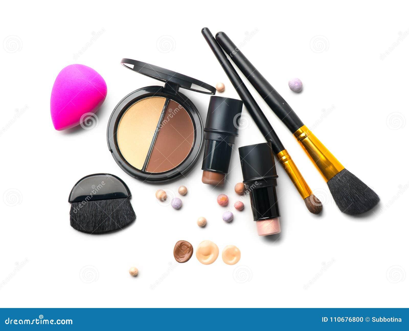 makeup contour products make up artist tools face contouring make