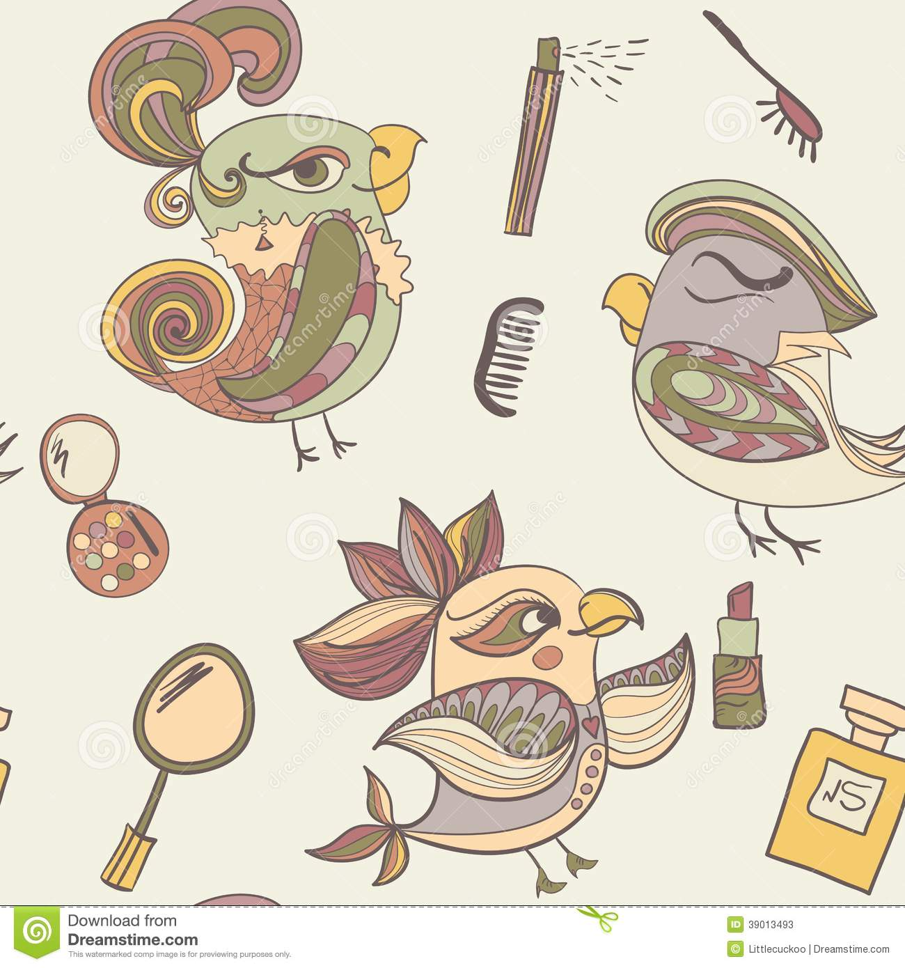 Fantastic Cartoon Makeup Wallpaper - makeup-cosmetics-fashion-beautiful-bird-pale-pastel-color-endless-pattern-can-be-used-wallpaper-pattern-backdrop-surface-39013493  Trends_654662.jpg