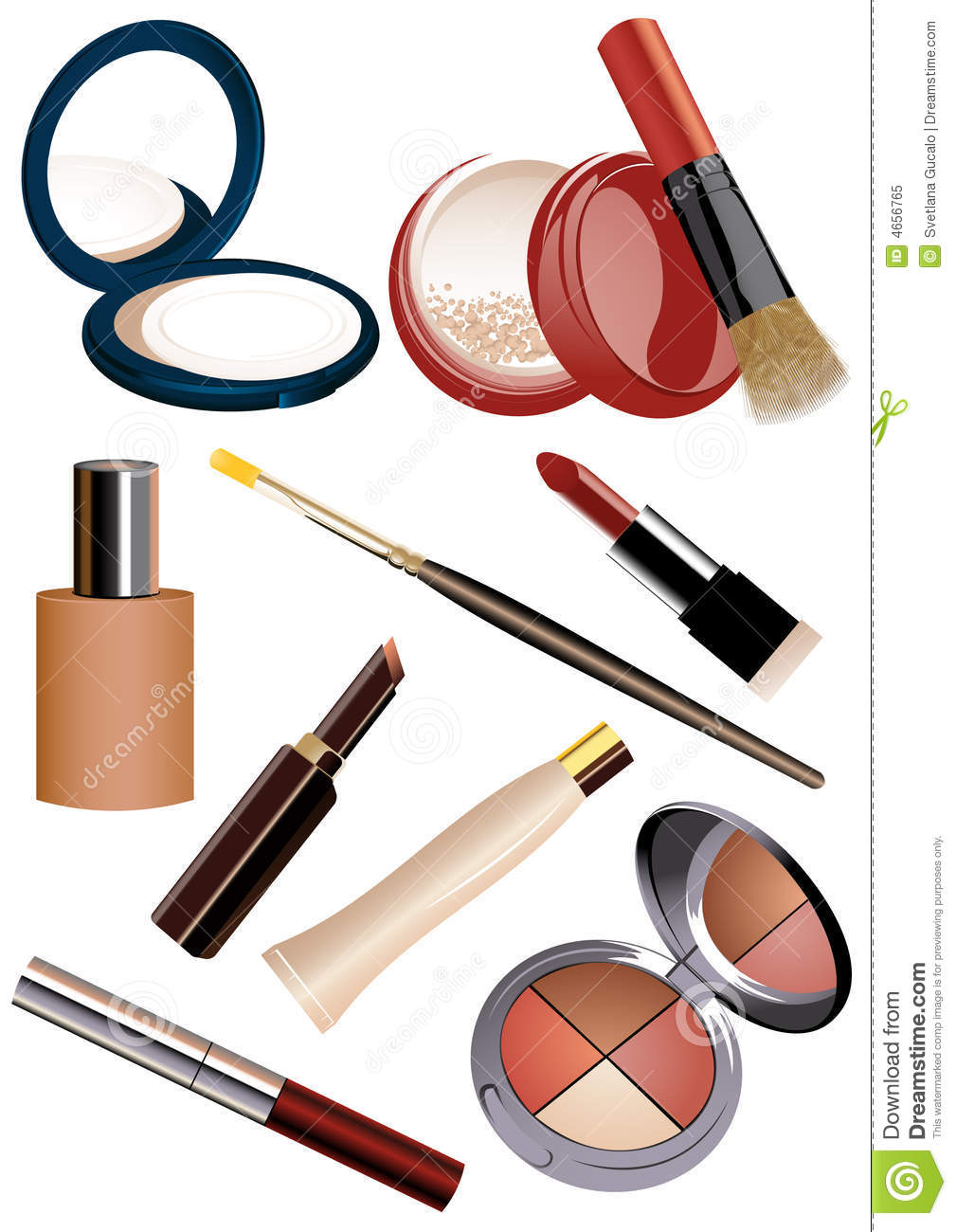 makeup objects royalty free stock photo image 4656765 manicure clip art background manicure clip art background