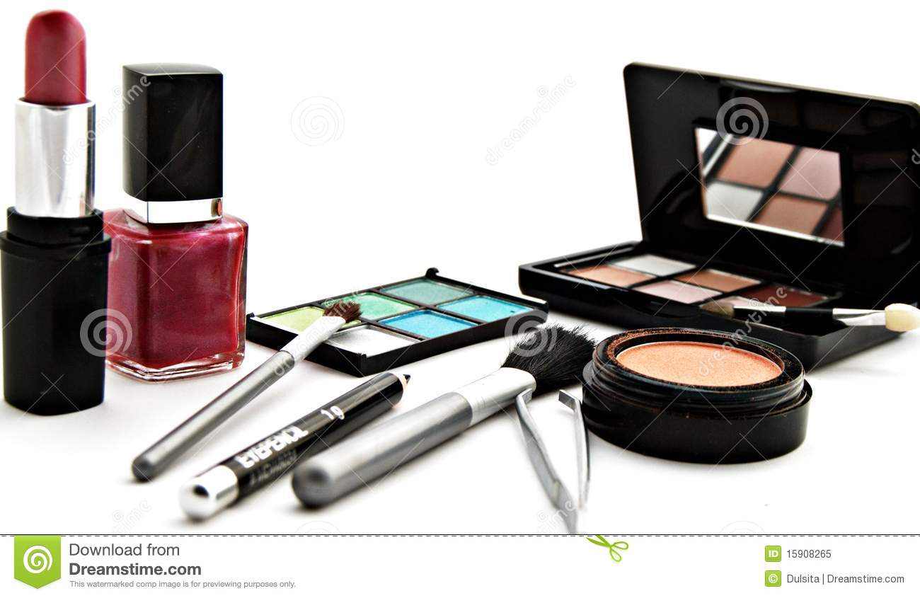 makeup artist business cards ideas