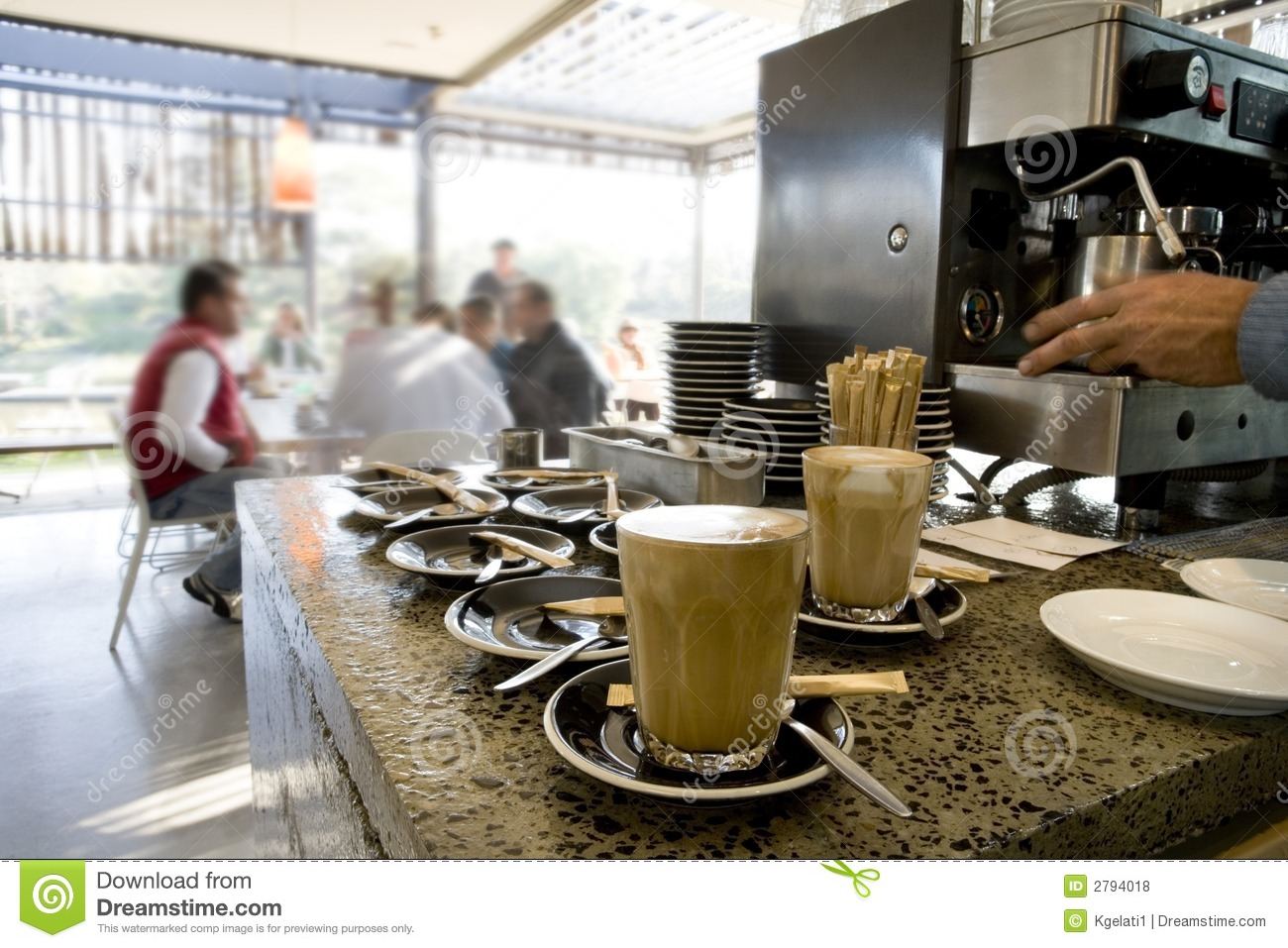 making a latte Buying lattes from coffee shops is expensive craft your own tasty cafe lattes at home in just a few simple steps discover how to make a homemade latte, either warm or iced.