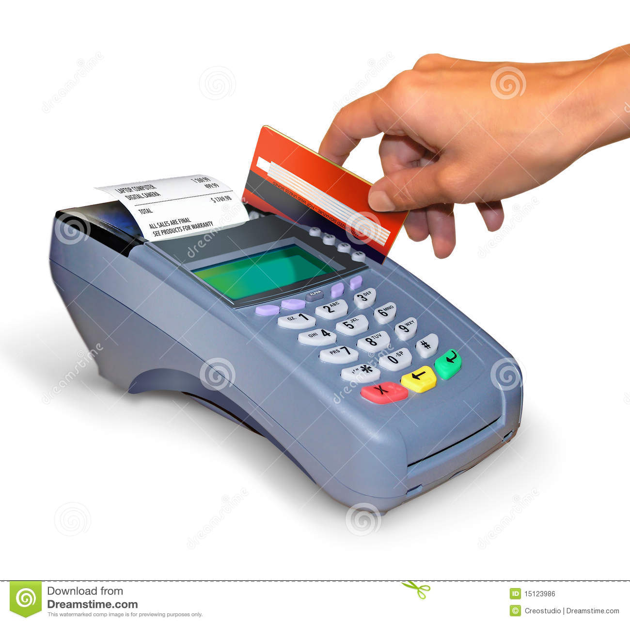how to make a credit card reader