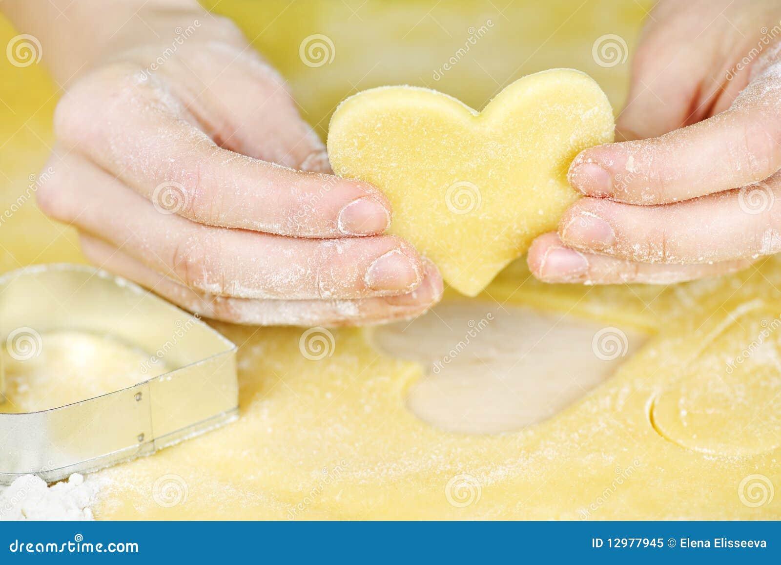 Как сделать обычное тесто без муки