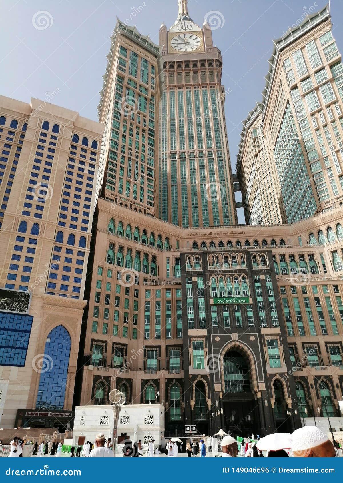 Makkah, la Arabia Saudita