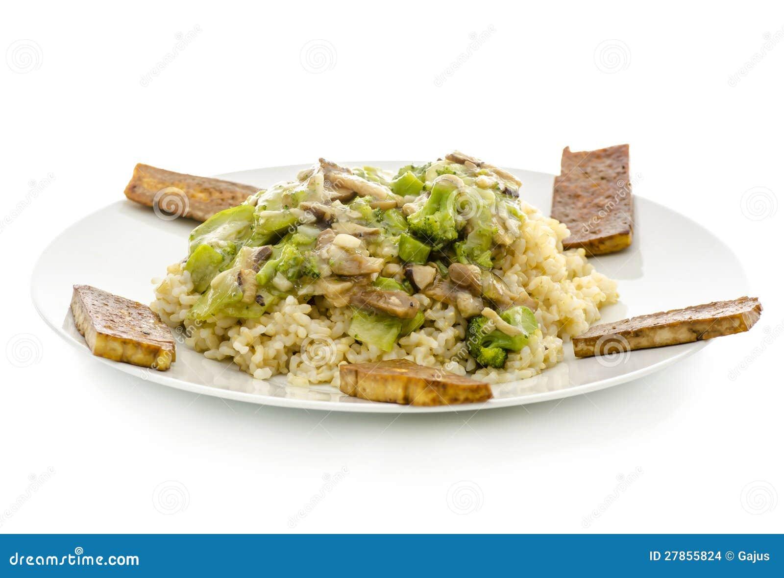 Makrobiotyczny jedzenie