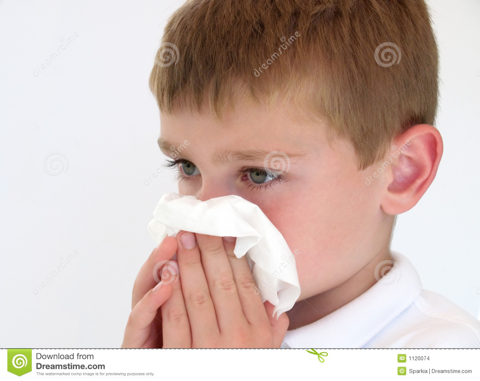 Malade de garçon