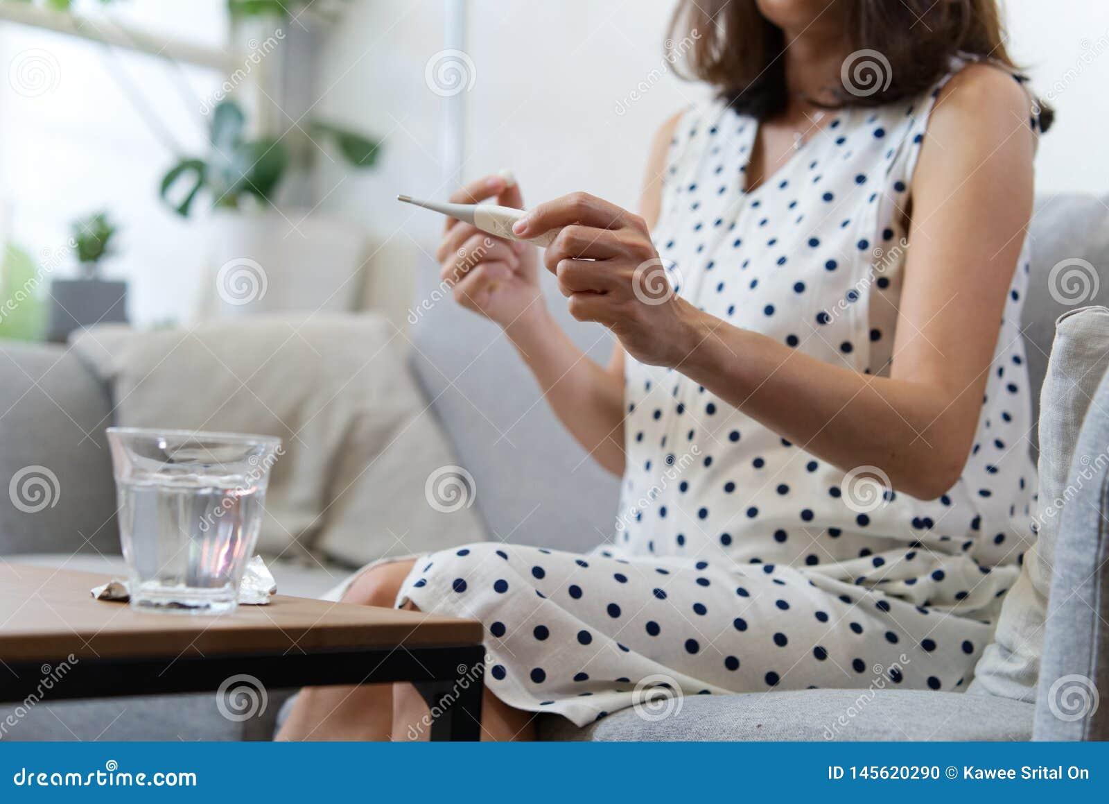 Maladie de femme enceinte Souci sain