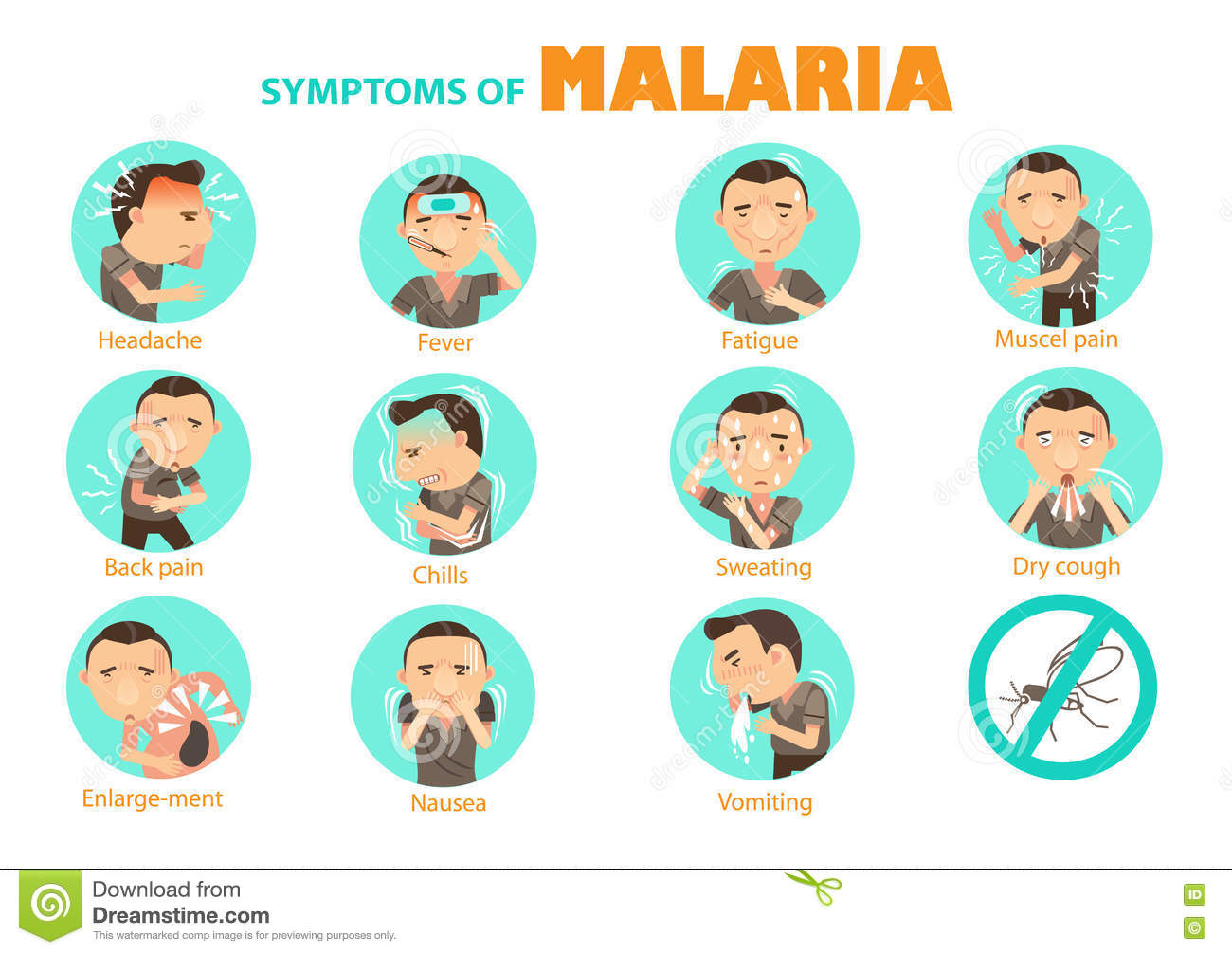 what is malaria disease pdf