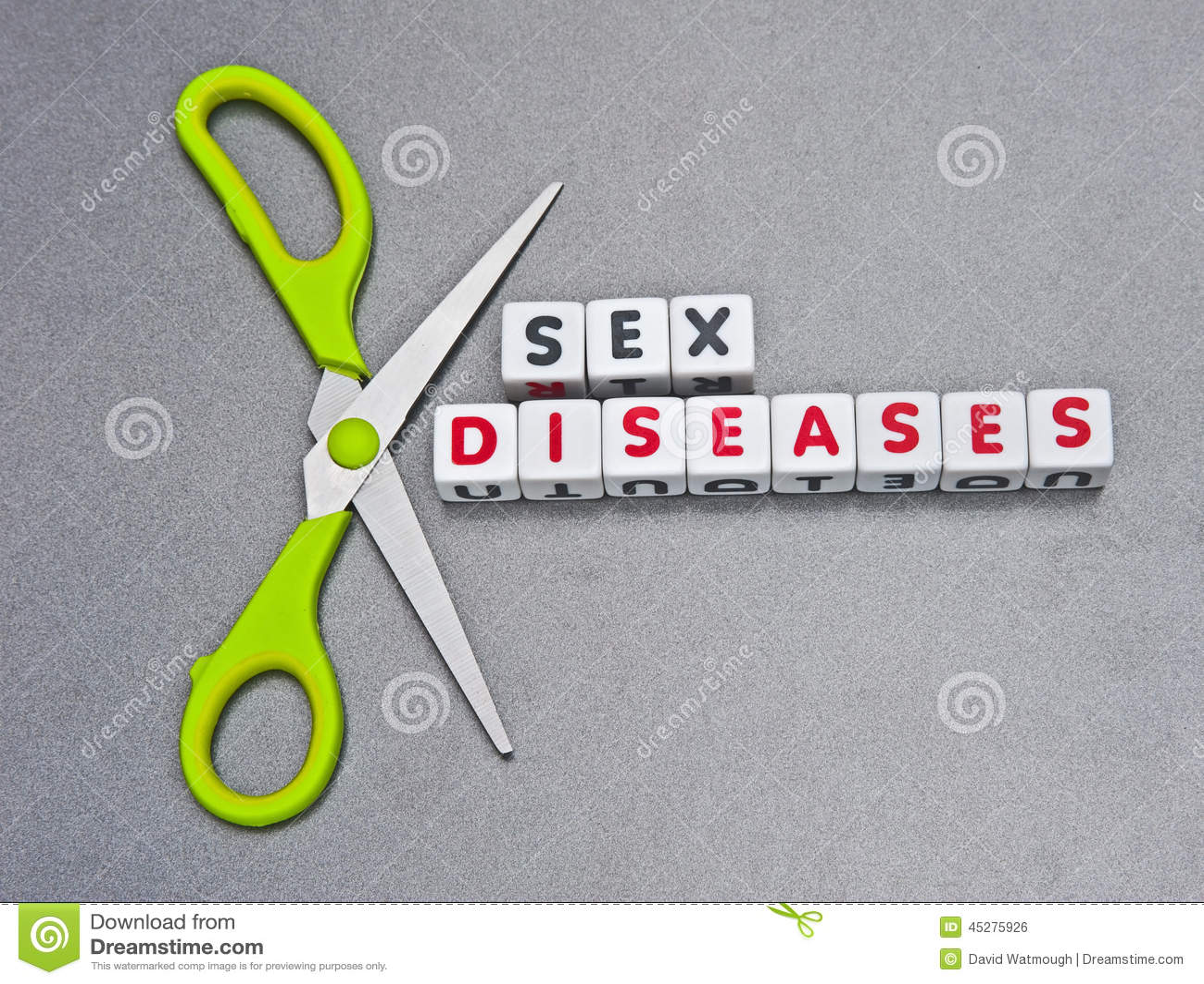 Malattie del sesso di taglio