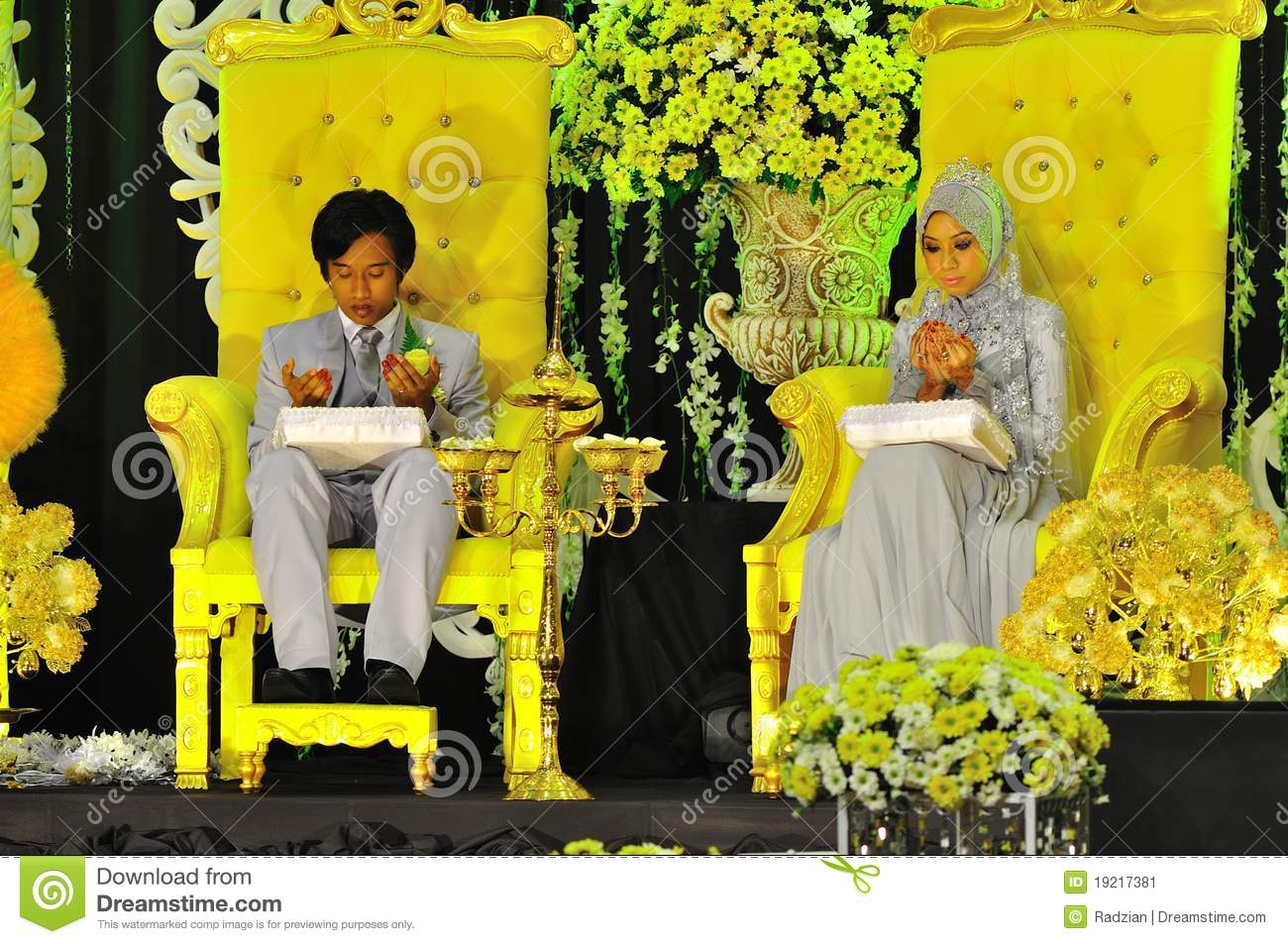 4 Stages before a Malay Wedding Ceremony