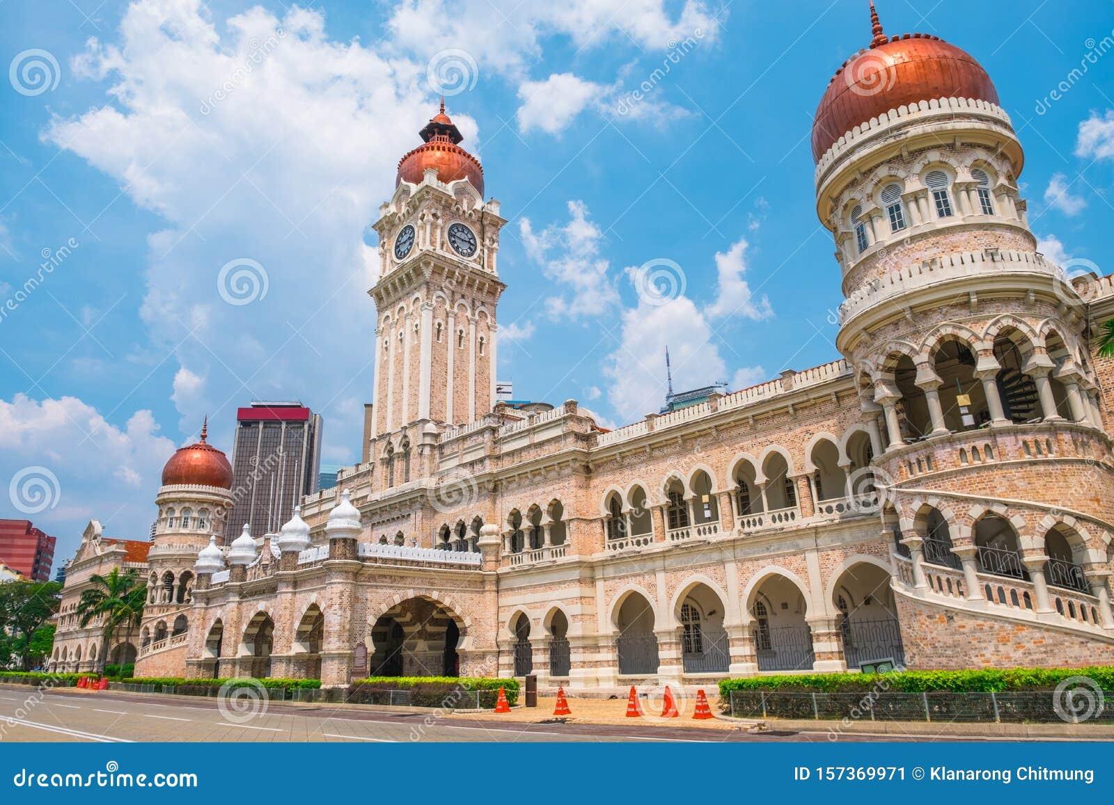 Malaysia, Dataran Merdeka