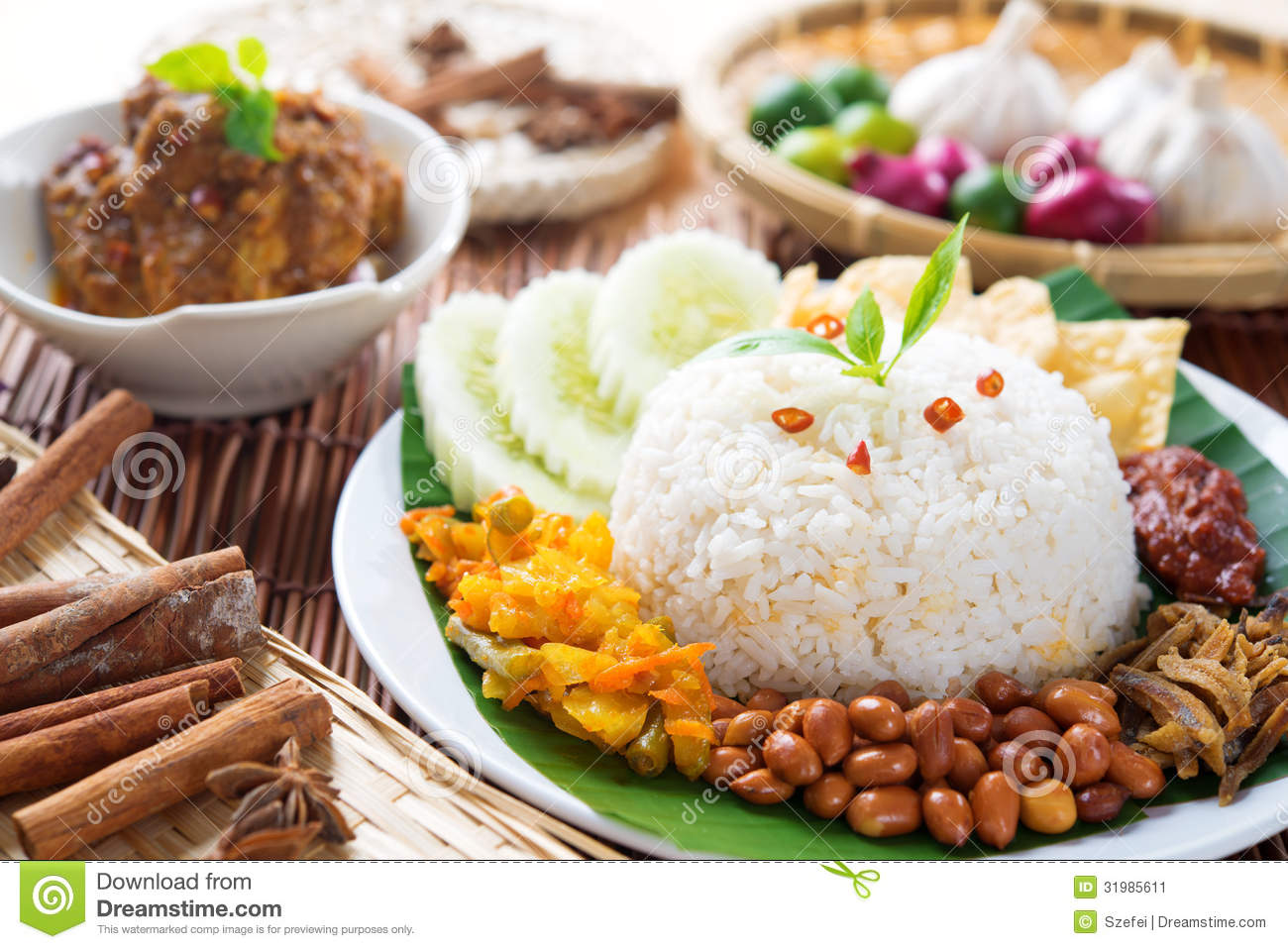 Image gallery malaysia food for Cuisine you