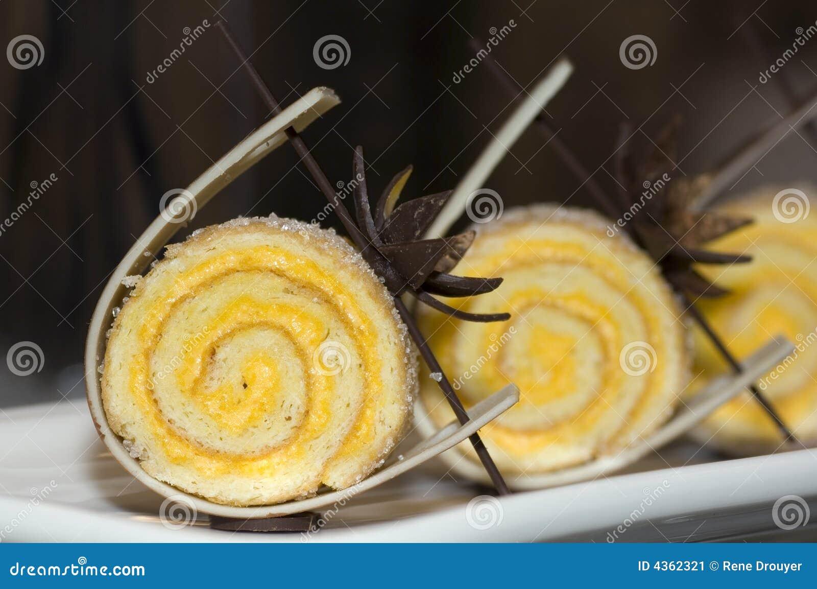 Malaysia Kuala Lumpur: Culinário; bolo do rolo