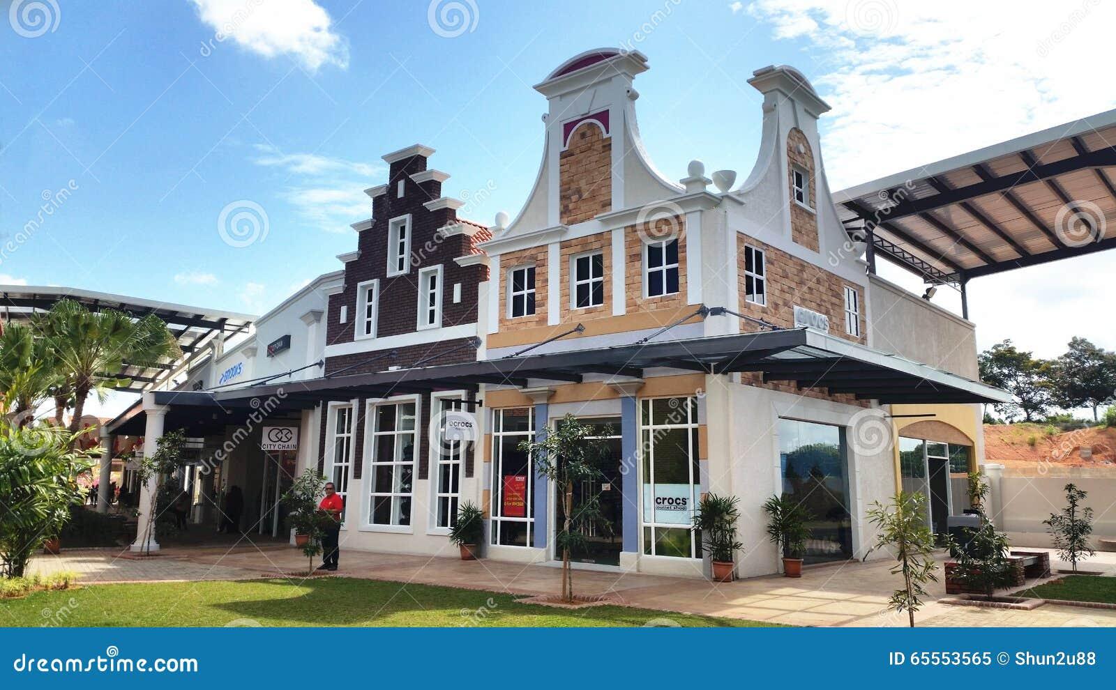 Malaysia Melaka Premium Outlet Boutique Centre Editorial Image - Image: 65553565