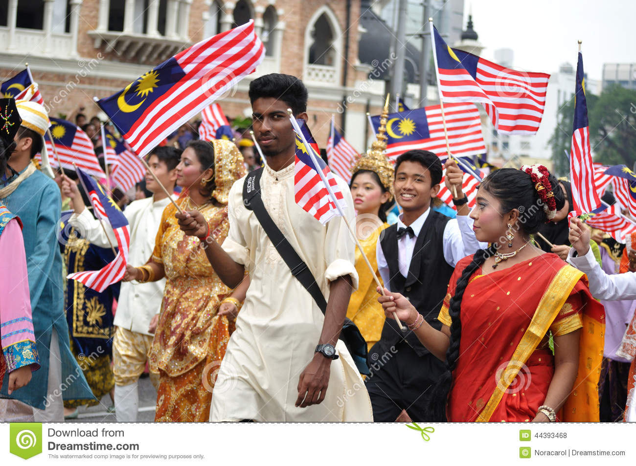 a malaysian day In august and september, malaysia will celebrate its national day on two dates,  merdeka day (independence day) and malaysia day.