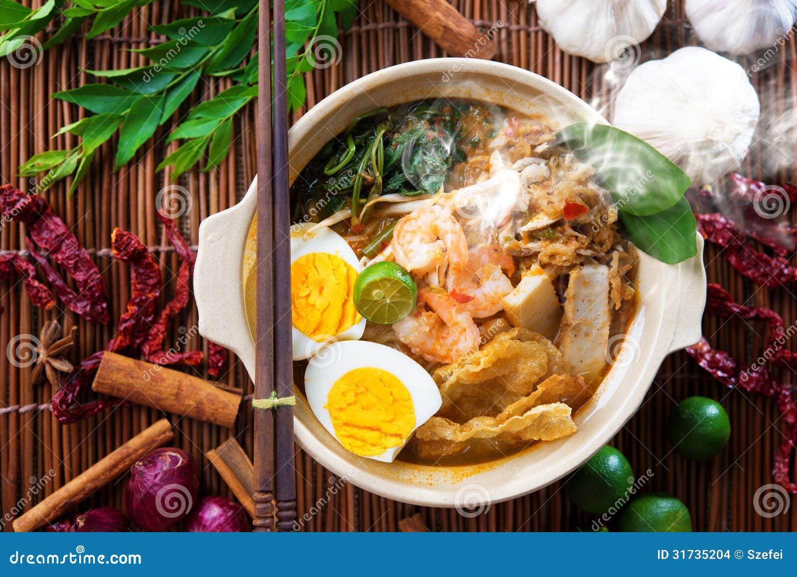 Malaysian Food Stock Images Image 31735204