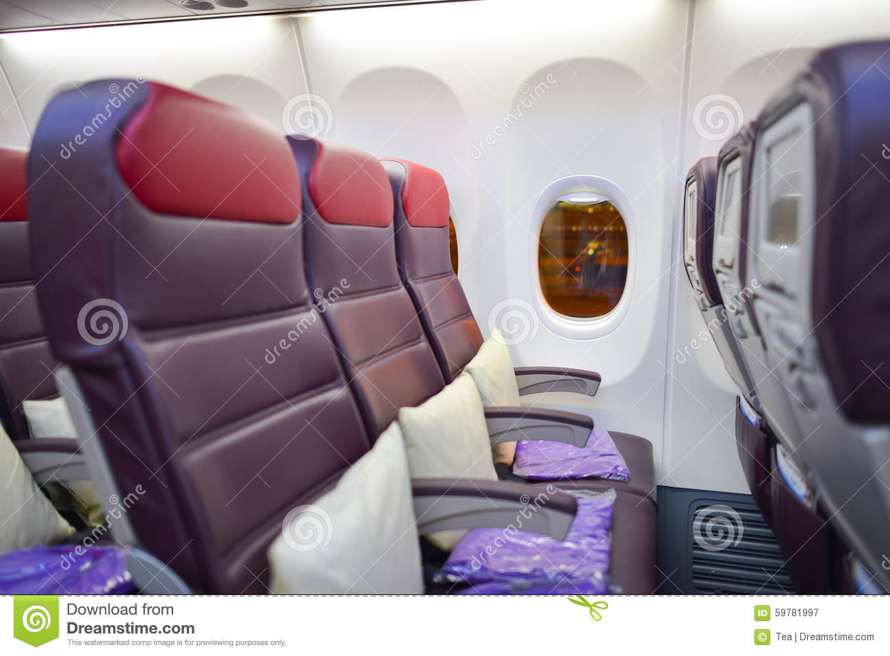 Malaysisk flygbolagBoeing 737 inre