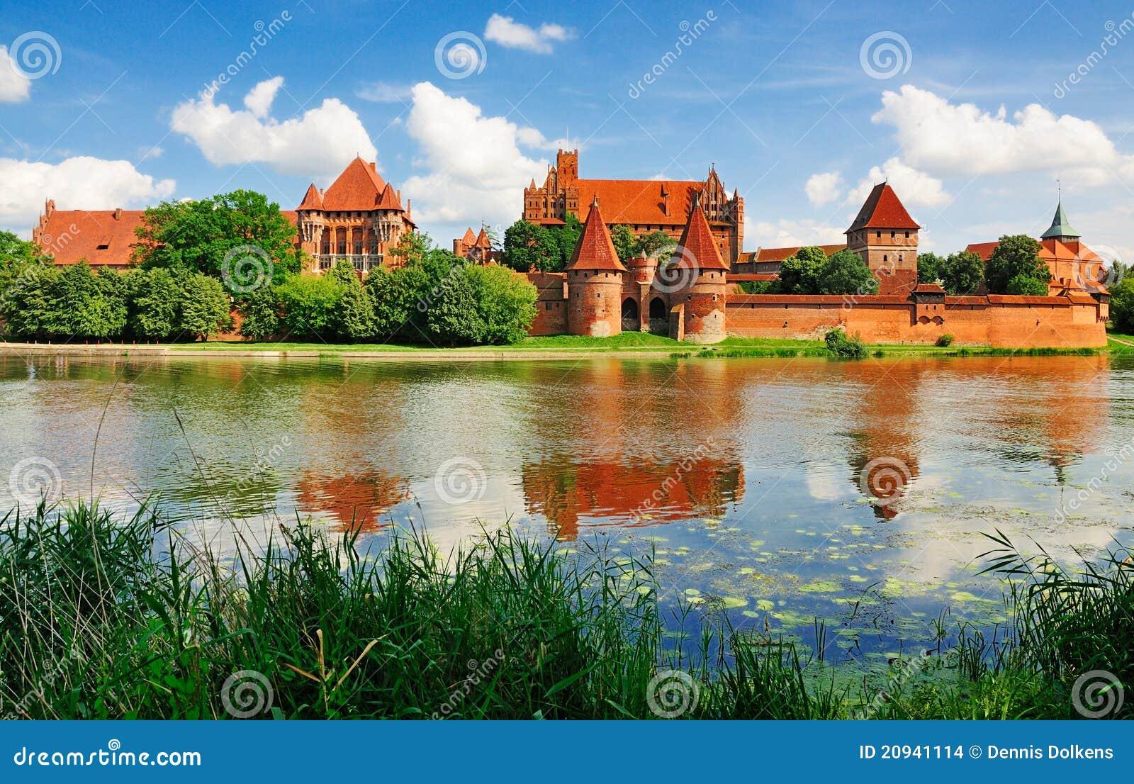 Malbork Castle, Poland