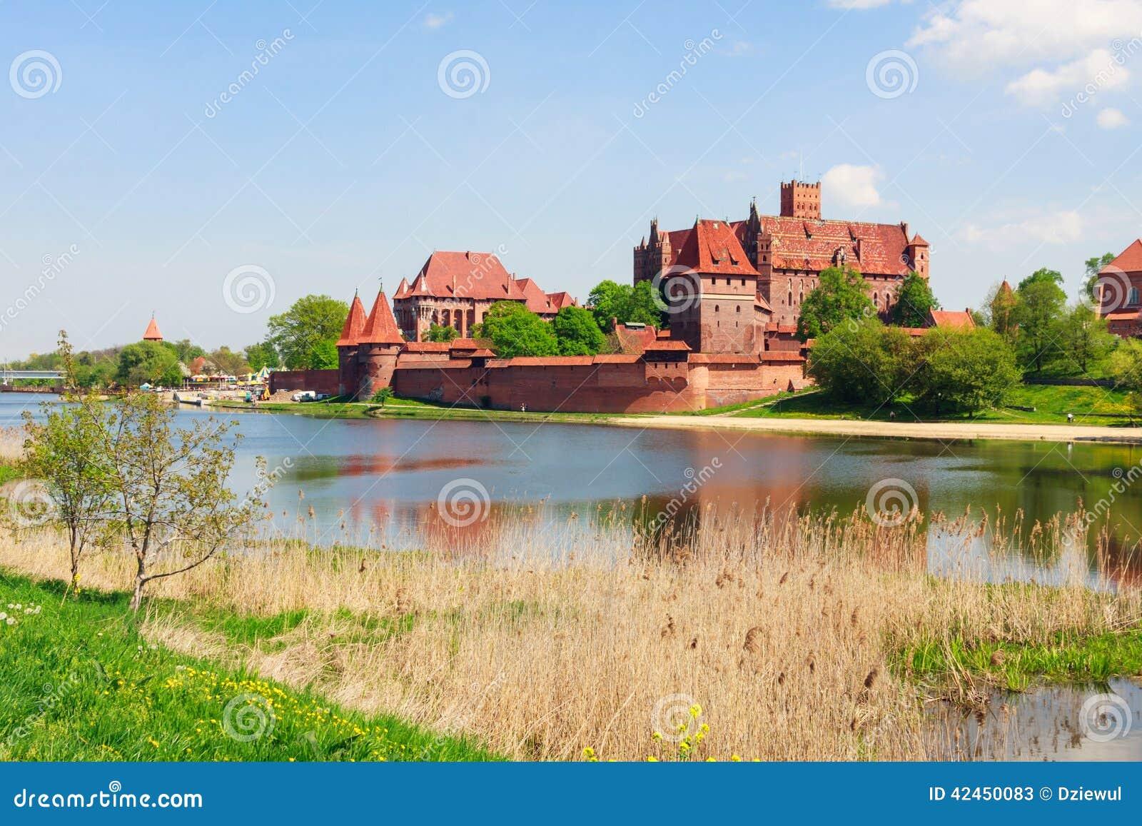 Malbork Schloss