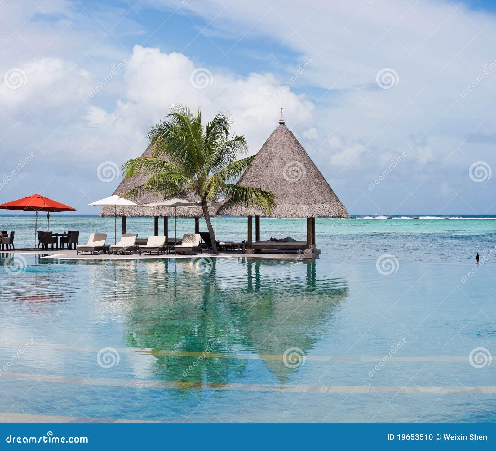 Maldives-Inselrücksortierung