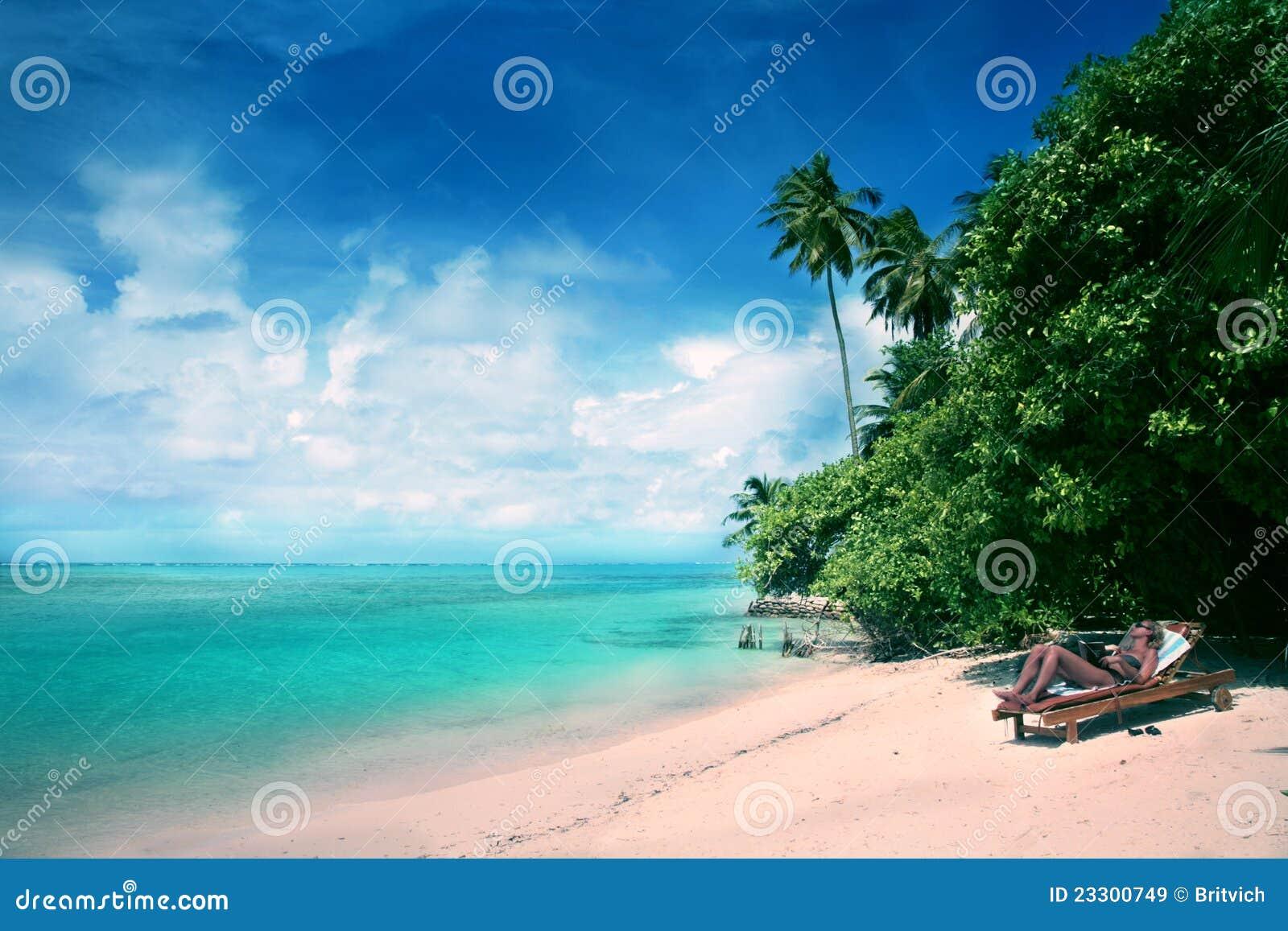 Maldives-Rücksortierung Medufushi