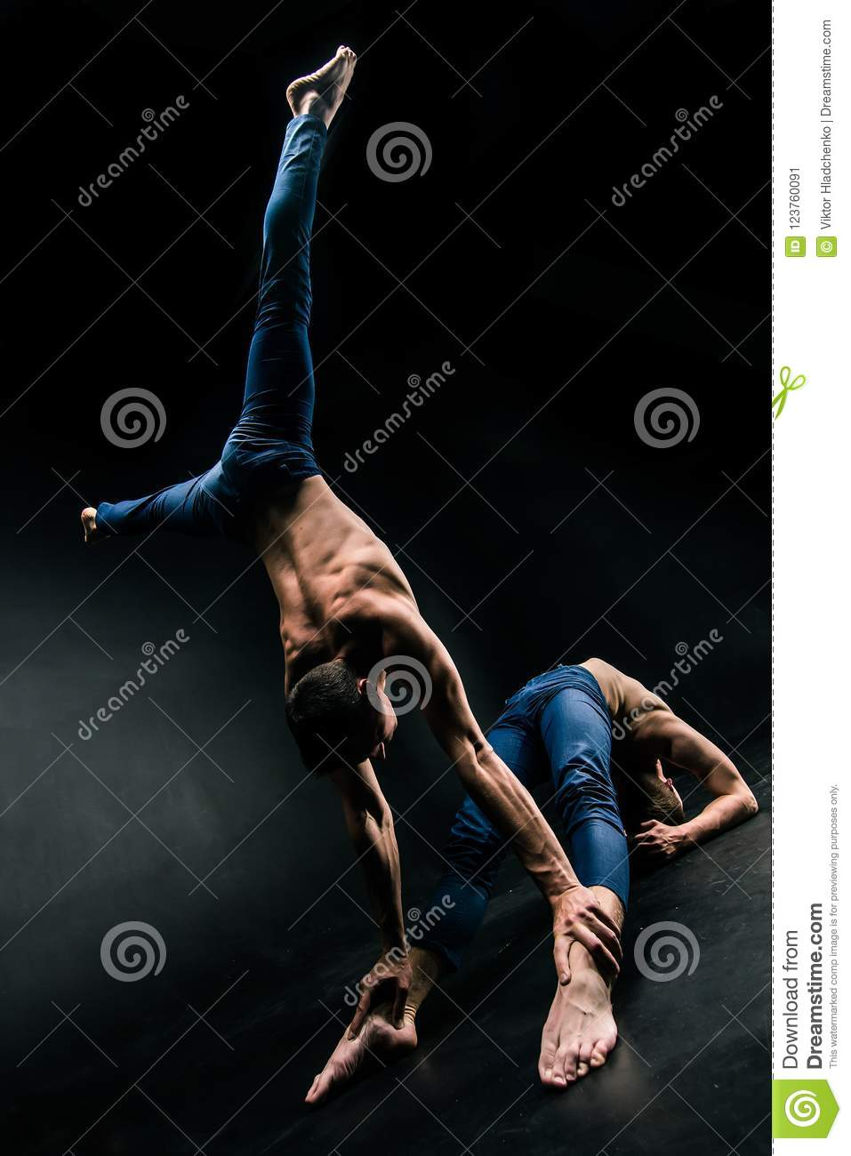 Answer, Acrobatic act adult apologise, but