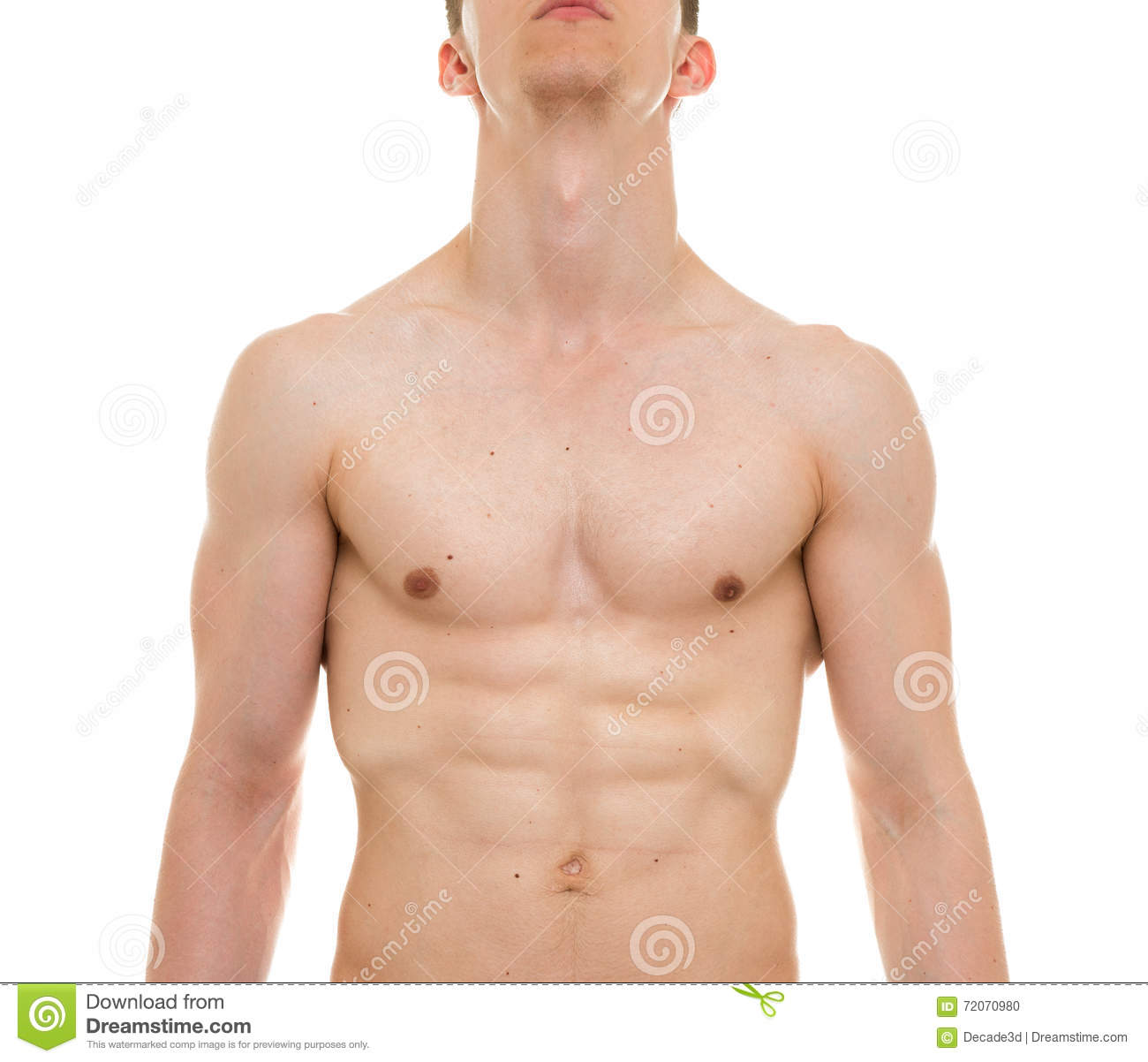 gay chest muscle