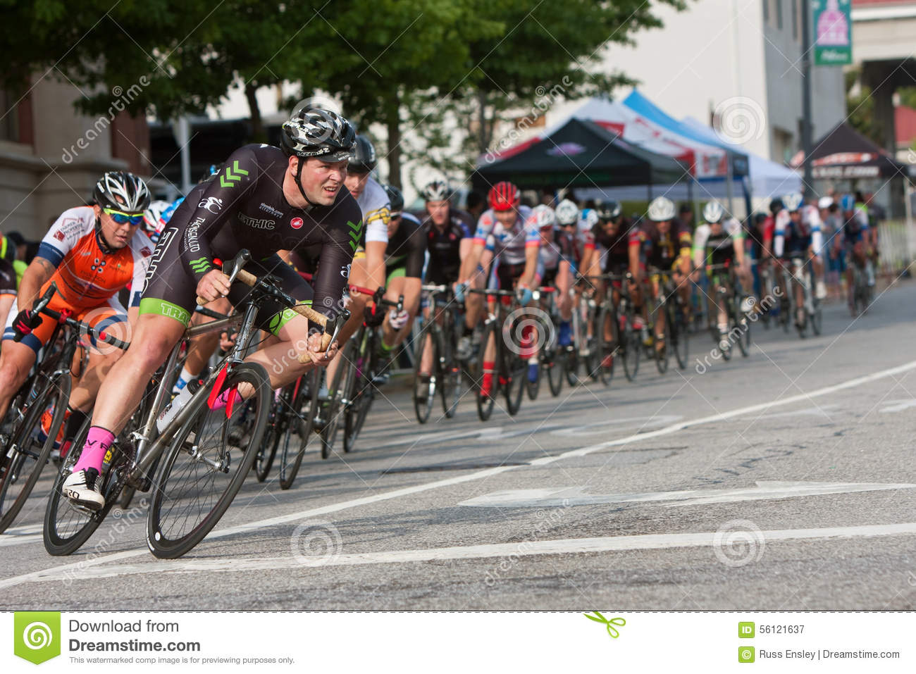 Top ten amateur cycling races