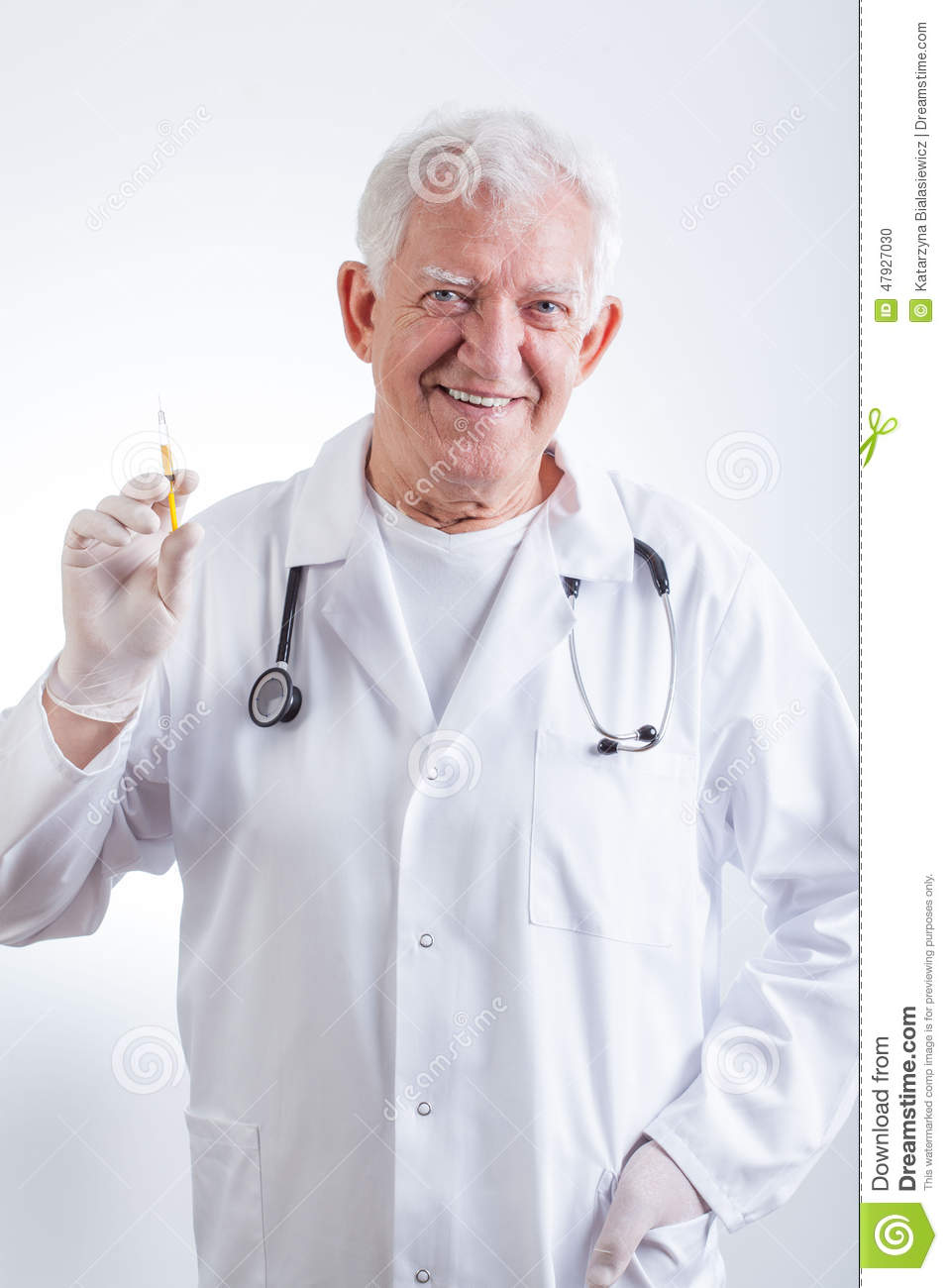 Male Doctor Stock Photo Image 47927030