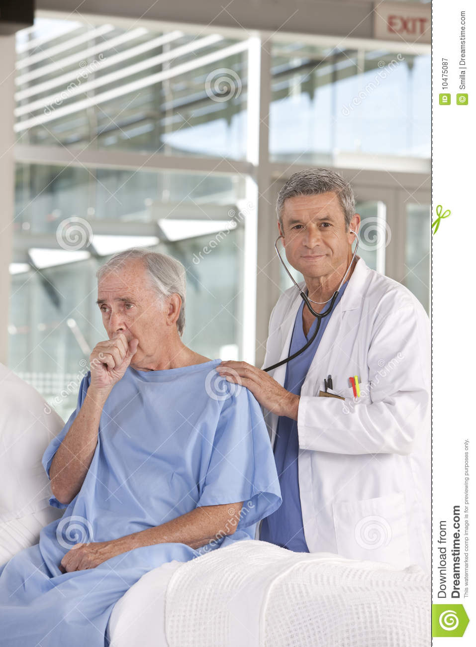 A patient takes two cocks in original 9