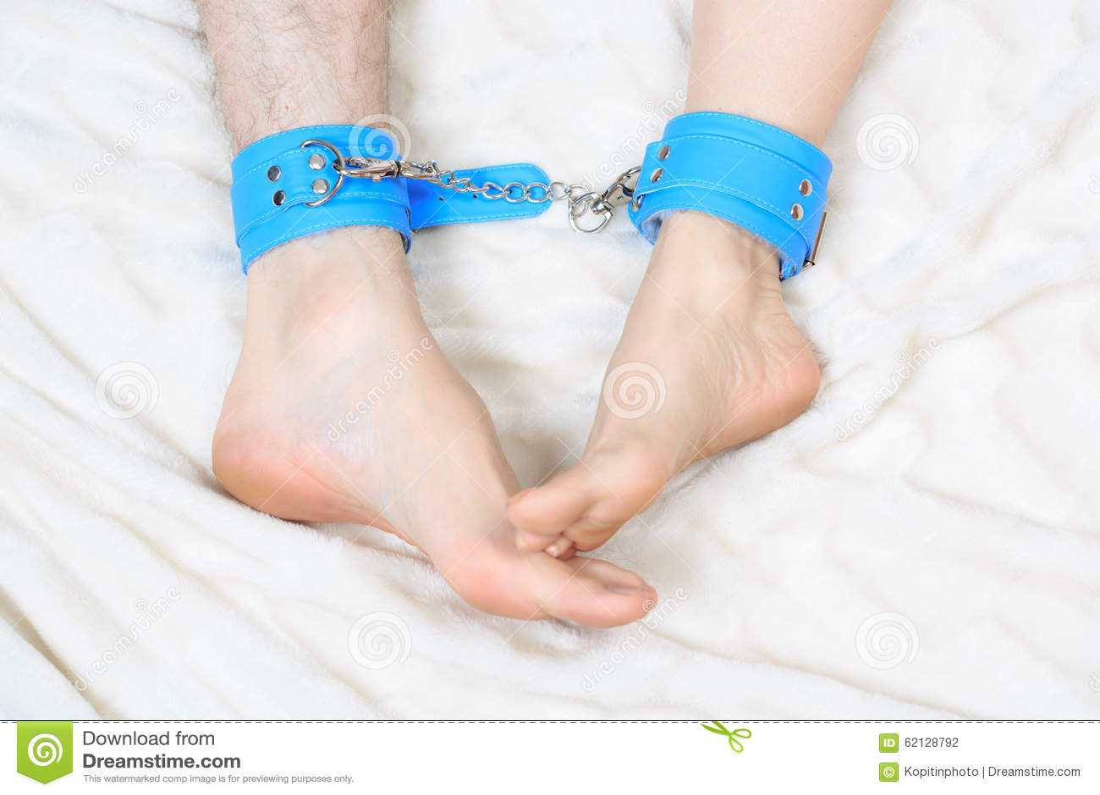 Apologise, too bondage female handcuffs leg sex apologise, but