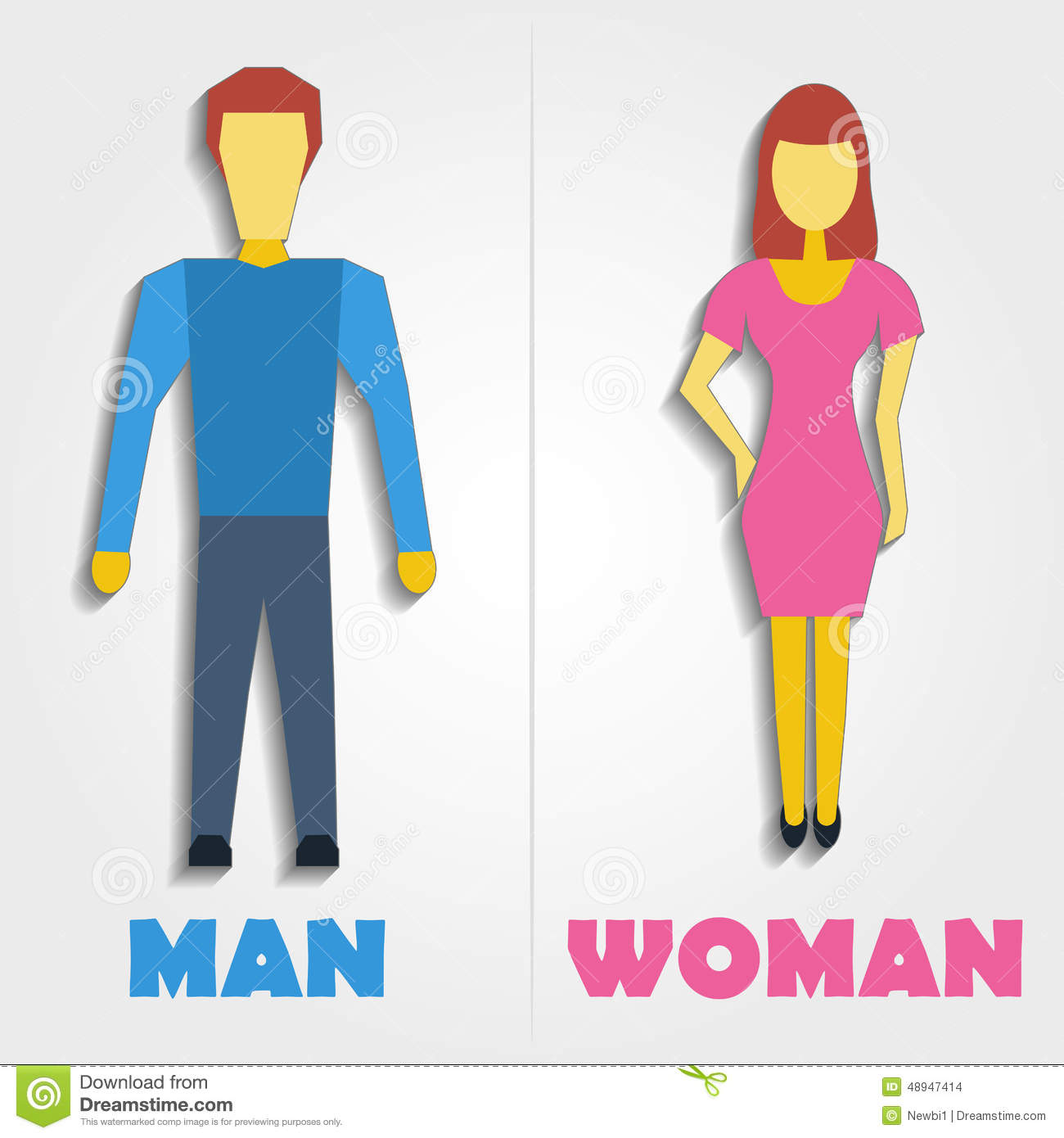 Bathroom Sign Male Vector male and female restroom symbol icon. vector illustration stock