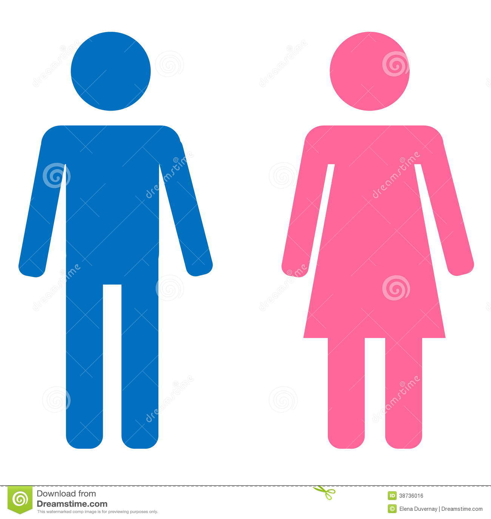 male girl