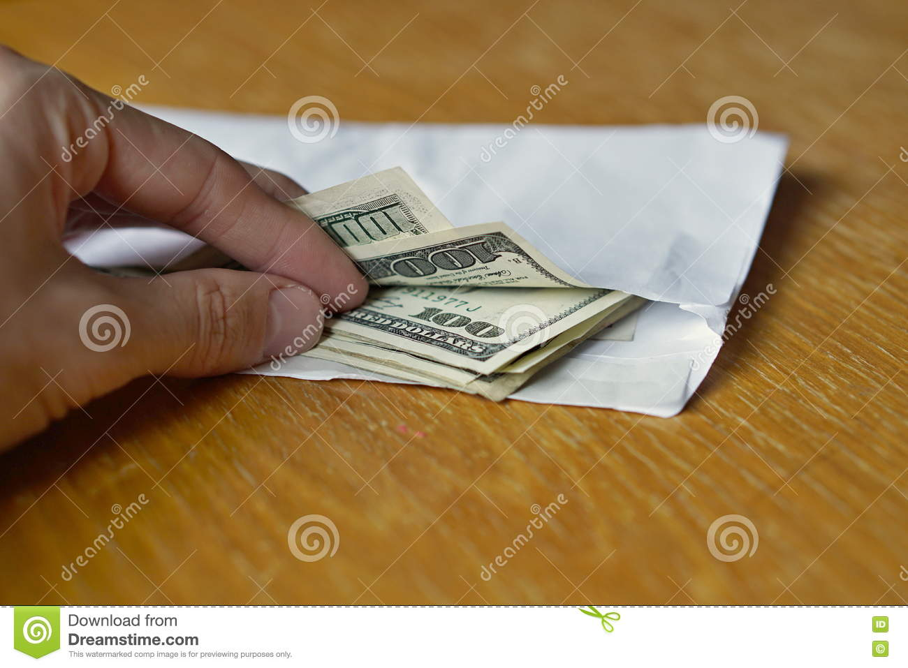Symbol for usd choice image symbols and meanings male hand opening a white envelope full of american dollars usd us royalty free stock photo buycottarizona Gallery
