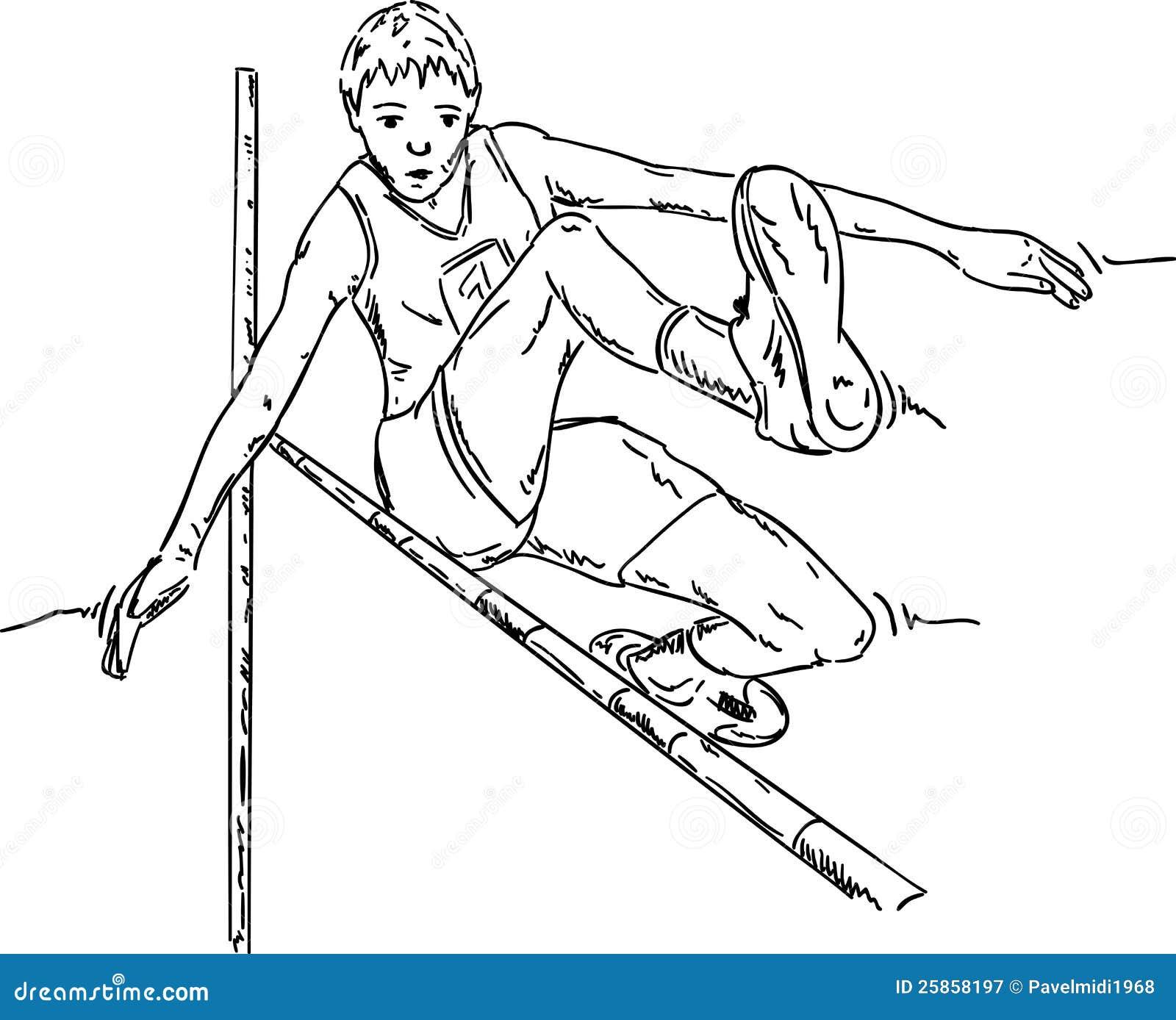 HIGH JUMP BASICS FOR LITTLE ATHLETICS TRAINING