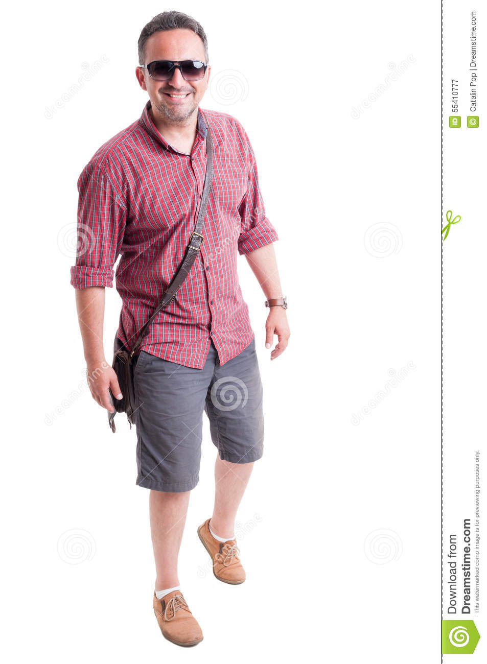 Fashionable Male Summer Clothes