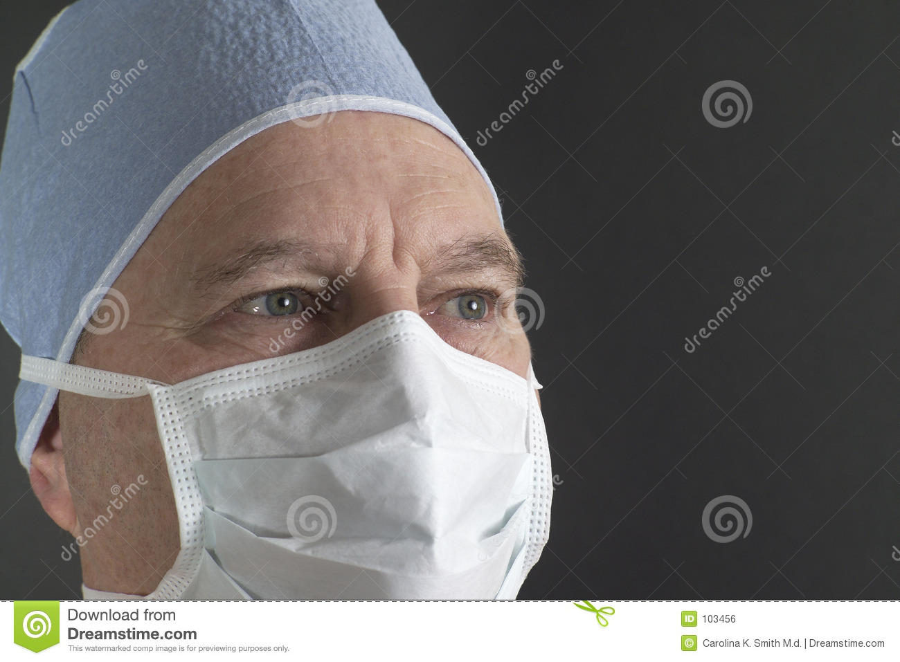 Download Male Physician stock photo. Image of mask, success, operating - 103456