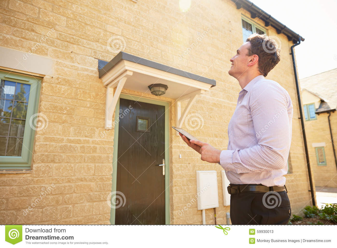 Real Estate Up Stock Image 67636783