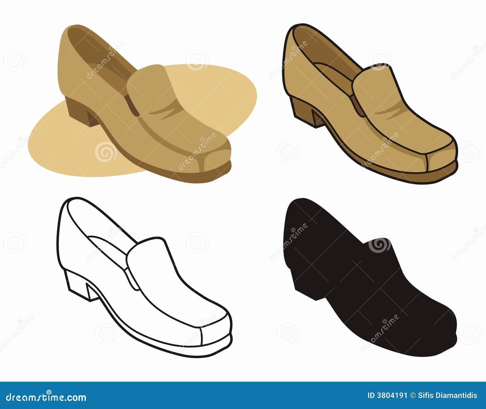 Male shoe 2