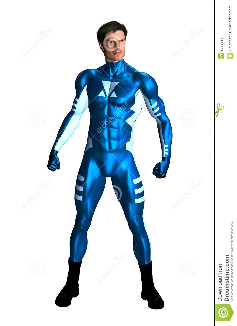 Male Superhero Flying Royalty Free Stock Photos  Image: 9087798